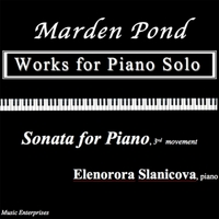 Marden Pond | Sonata for Piano: III.