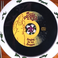 Margie Perez | Singing for My Supper