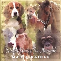 Maria Daines | Music United For Animals