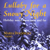 Maria Dolnycky | Lullaby for a Snowy Night