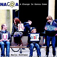 Maria McAteer | NACOA UK Charity Single - A Change Is Gonna Come