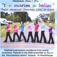 "The Marimba Belles | Mamma Mia! It's ""the Marimba Belles"""