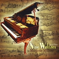 Marjorie Millner | 3/4 Time: Nine Waltzes By Marjorie Millner