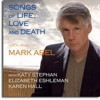 Mark Abel | Songs of Life, Love and Death