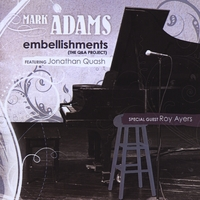 Mark Adams | Embellishments (The Q &A Project)