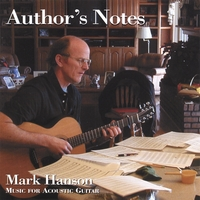 Mark Hanson | Author's Notes