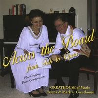 Mark L. Greathouse & Helena Greathouse | Across the Board