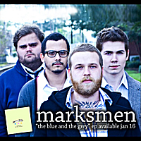 Marksmen | The Blue and Grey