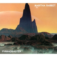 Martha Rabbit | Pyrrhogaster