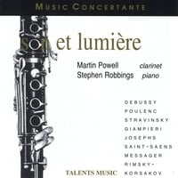 Martin Powell & Stephen Robbings | Son Et Lumiere
