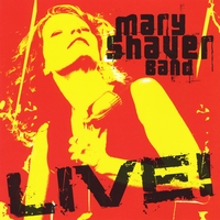 Mary Shaver Band | Live
