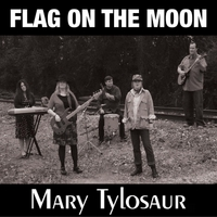 Mary Tylosaur | Flag On the Moon