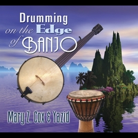 Mary Z. Cox & Yazid | Drumming On the Edge Of Banjo