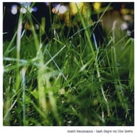 Matt Baumann | Last Days On the Lawn