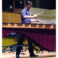 Matthew Coley, Dr. Jacob Harrison & Iowa State University Symphony Orchestra | Riptides for Marimba, Woodblocks, and Orchestra
