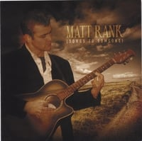 Matt Rank | Songs To Someone