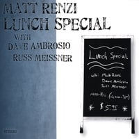 Matt Renzi | Lunch Special