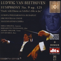 "Maximianno Cobra | Beethoven - Symphony No. 9 in D Minor, Op. 125 ""Ode to Joy"""