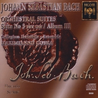 Maximianno Cobra | J. S. Bach - Orchestral Suite No. 3 in D Major, BWV 1068