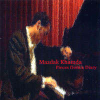 Mazdak Khamda | Pieces from a Diary