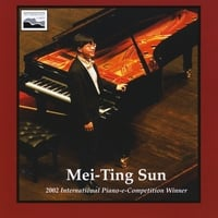 Mei-Ting Sun | Mei-Ting Sun, 2002 Internaional Piano-e-Competition Winner
