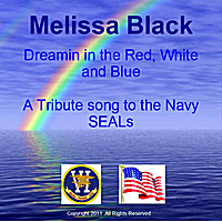 Melissa Black | Dreamin In the Red, White and Blue
