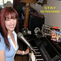 Melissa Black | Stay (Solo Piano Karaoke) [In the Style of Savannah Outen]