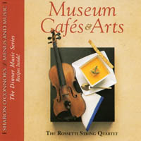 Museum Cafes & Arts cover