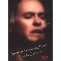 Michael Searching Bear | Live In Concert - DVD