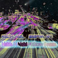 Michael Berman | Lights of Night Highway Drums