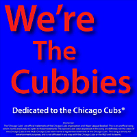 Michael Droste | We're the Cubbies: Dedicated to the Chicago Cubs