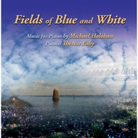 Thérèse Fahy | Fields of Blue and White