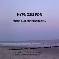 Michael R. Pekor Ms, C.Ht., Lmhc | Hypnosis for Focus and Concentration
