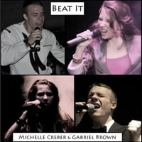 Michelle Creber & Gabriel Brown | Beat It