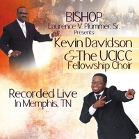 Kevin Davidson & the Ucicc Fellowship Choir Featuring Michelle Prather | Something Happens (Live)