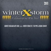 Various Artists | Midwest Highland Arts Fund Winter Storm X: Celebrating Our 10th Year!