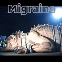 Migraine | 301 - Giant Inflatable Lizard