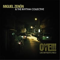 Miguel Zenón & The Rhythm Collective | Oye!!! Live in Puerto Rico