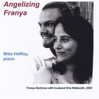 Mike Heffley | Angelizing Franya
