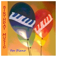 Mike Hughes | The Birthday CD for Piano