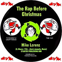 Mike Lorenz | The Rap Before Christmas