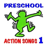 Music for Moving | Preschool Action Songs 1 (Ages 3-7): Pre-K & Kindergarten Music for Young Children's Creative Movement, Exercise, Dance & Motion