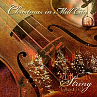 Mill City String Quartet | Christmas in Mill City