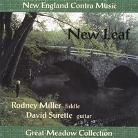 Rodney Miller & David Surette | New Leaf