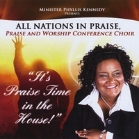 Minister Phyllis Kennedy | It's Praise Time In The House