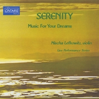 Mischa Lefkowitz | Serenity - Music For Your Dreams
