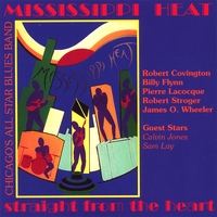 Mississippi Heat | Straight From The Heart