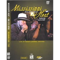 Mississippi Heat | DVD - One Eye Open - Live At Rosa's Lounge, Chicago