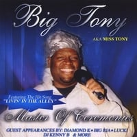 Miss Tony aka Big Tony | Baltimore Club Music Master of Ceremonies