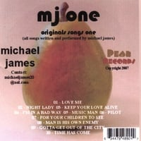 Michael James | MJ ONE - ORIGINALS SONGS ONE